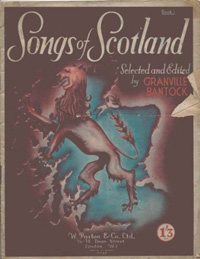 Songs-of-Scotland